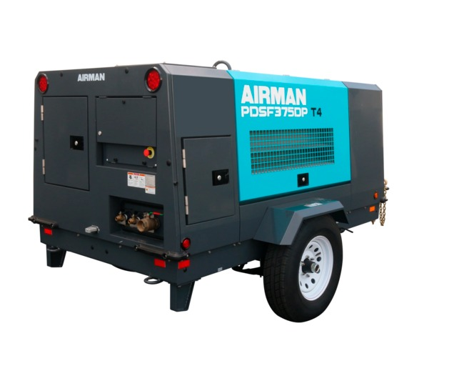 Compresores Airman PDSF375 DP